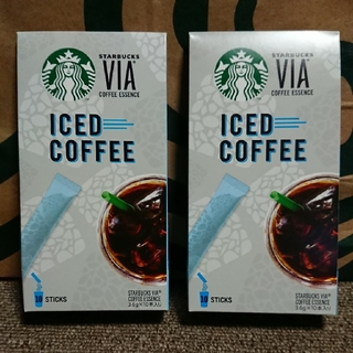 Starbucks Coffee - スターバックス VIA〈2個〉(B-3)