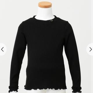 トッカ(TOCCA)の新品 TOCCA トッカ 長袖カットソー 定価8640円(Tシャツ/カットソー)