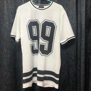 スピンズ(SPINNS)のメッシュTシャツ SPINNS(Tシャツ/カットソー(半袖/袖なし))