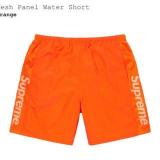 シュプリーム(Supreme)のSupreme Mesh Panel Water Short 海パン 水着(水着)
