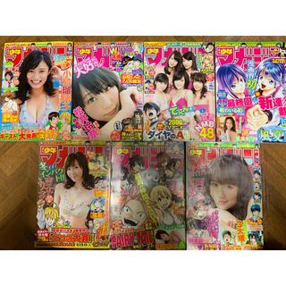 コウダンシャ(講談社)の週刊少年マガジン 2014 8-14号 7冊セット(漫画雑誌)