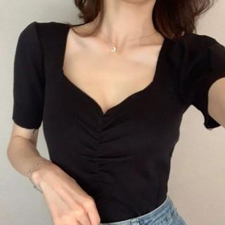 dholic - Tシャツ トップス カットソー ブラウス即日発送