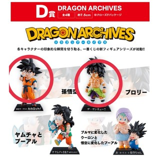 ドラゴンボール一番くじ HISTORY OF RIVALS D賞
