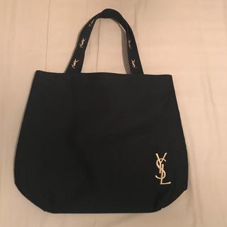 Yves Saint Laurent Beaute - YvesSaintLaurent イヴサンローラン トートバッグ 黒×ゴールド