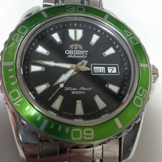 オリエント(ORIENT)のオリエント ダイバー 200m(腕時計(アナログ))