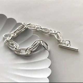 TODAYFUL - silver925  チェーン バングル ブレスレット
