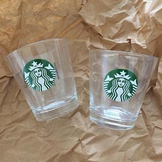 Starbucks Coffee - スターバックス  ロゴグラス