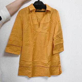 アンタイトル(UNTITLED)のUNTITLED☆シャツチュニック(シャツ/ブラウス(長袖/七分))