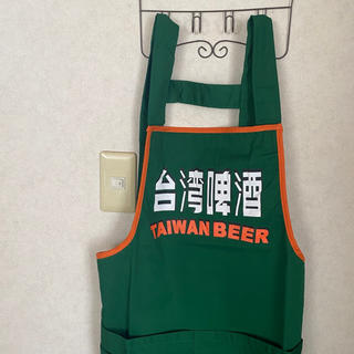 台湾ビール エプロン ◎ 撥水加工(その他)