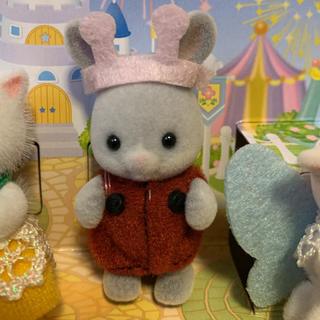 EPOCH - シルバニア お花ばたけのなかまたち わたウサギの赤ちゃん
