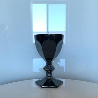Baccarat - ✯ 極レア 漆黒  Baccarat  ダークサイド アンパルフェ 美品 ✯