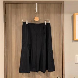 クレージュ(Courreges)のクレージュ courreges スカート(ひざ丈スカート)