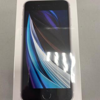 iPhone - iPhone SE2 64GB SIMフリー 新品未使用