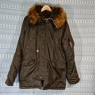 ALPHA INDUSTRIES - ☆ALPHA INDUSTRIES☆ N-3B ミリタリージャケットsize L