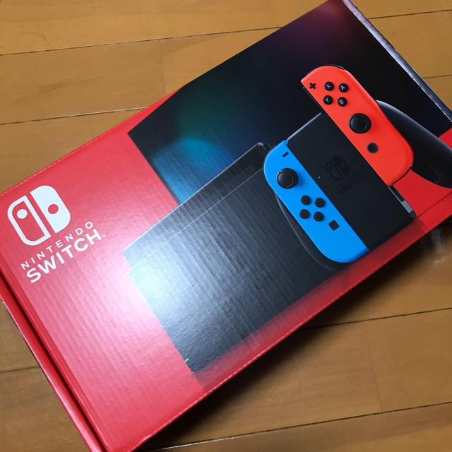 Nintendo Switch(ニンテンドースイッチ)の未開封 Nintendo Switch 任天堂 スイッチ 本体 エンタメ/ホビーのゲームソフト/ゲーム機本体(家庭用ゲーム機本体)の商品写真