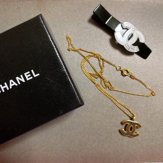 CHANEL - ❁CHANEL 箱 バレッタ付き❁