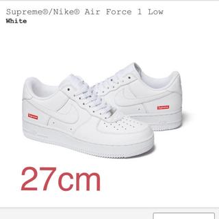 Supreme - supreme nike air force 1 値段交渉可