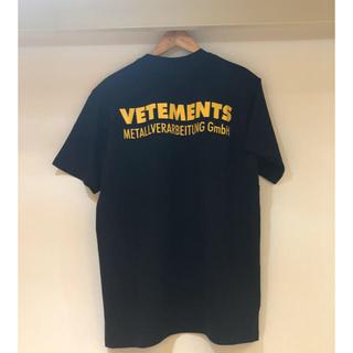 OFF-WHITE - vetements Tシャツ