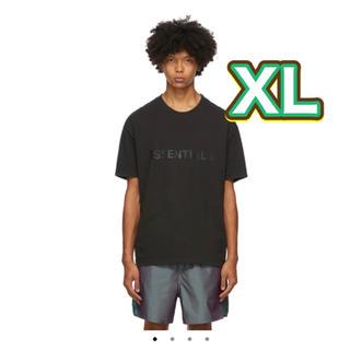 FEAR OF GOD - fog essentials  Tシャツ 黒 XL fear of god