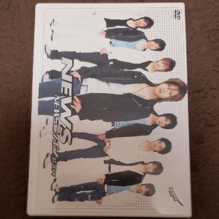 NEWS DVD シール2枚オマケつき 値下げ中(ミュージック)