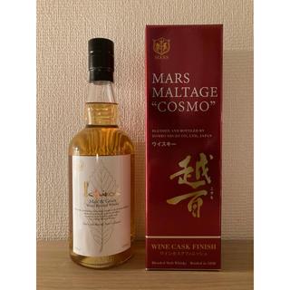 マース(MARS)のイチローズモルト 越百ワインカスク セット(ウイスキー)