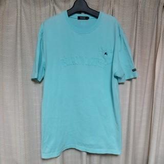 バーバリーブラックレーベル(BURBERRY BLACK LABEL)のBURBERRY BLACKLABEL 半袖Tシャツ サイズ3 ブラックレーベル(Tシャツ/カットソー(半袖/袖なし))