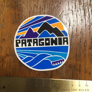 パタゴニア(patagonia)のパタゴニア ステッカー ロゴ27(その他)