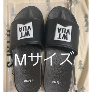 W)taps - WTAPS SLIDER/FOOTWEAR.PVC Mサイズ