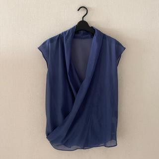 ガリャルダガランテ(GALLARDA GALANTE)のガリャルダガランテ♡カシュクールシャツ(シャツ/ブラウス(半袖/袖なし))