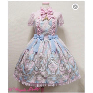 Angelic Pretty - Angelic Pretty アレルキナーダ