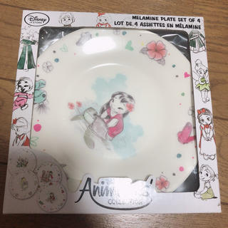 Disney - ディズニー アニメータードール お皿セット