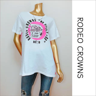 RODEO CROWNS WIDE BOWL - RODEO CROWNS ロディくん birthday Tシャツ♡ヒス