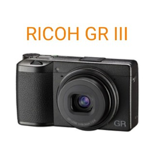 RICOH - 送料無料 新品未使用 RICOH GR III コンパクトデジタルカメラ