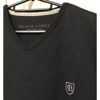BLACK LABEL CRESTBRIDGE - ブラックレーベル クレストブリッジ ロンT 長袖 Tシャツ ブラックレーベル
