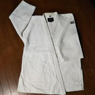 ミズノ(MIZUNO)のmizuno 柔道衣 上下帯セット 3.5 中古品(相撲/武道)
