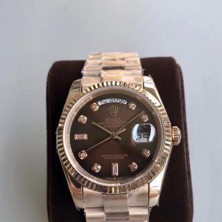 限定本日 ROLEX ロレックス メンズ  自動巻 腕時計
