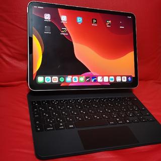 ipad pro magicキーボード+apple pencil+folio(タブレット)