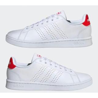 adidas - 27.5cm adidas 赤 スニーカー