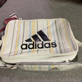 アディダス(adidas)のアディダス adidas エナメルバッグ 【新品未使用】(その他)
