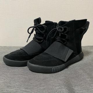 アディダス(adidas)のyeezy 750 BLACK(スニーカー)