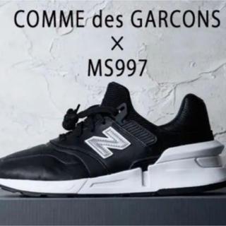 COMME des GARCONS - コムデギャルソン オム × ニューバランス 997 希少コラボ!