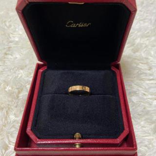 カルティエ(Cartier)のCartier カルティエ ミニラブリング(リング(指輪))