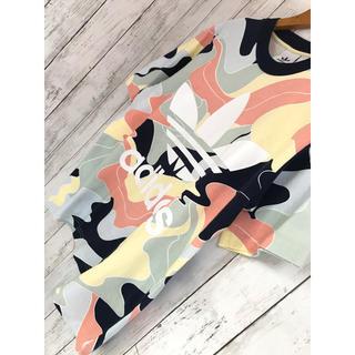 Y-3 - 遊愛世界芸術。爆限定最高映えアディダスオリジナルスデカTシャツ CUNE Y-3