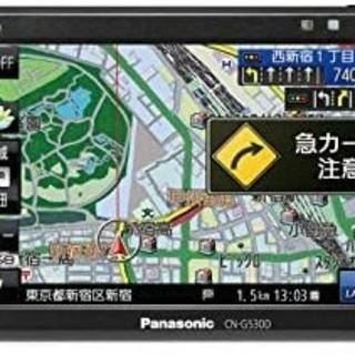 パナソニック(Panasonic)のPanasonic GORILLA CN―G530D(カーナビ/カーテレビ)