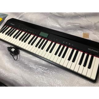 ローランド(Roland)のRoland/GO-61P/GO:PIANO/譜面台アダプター付き(電子ピアノ)