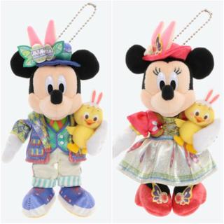 Disney - うさぴよ ミッキー ミニー