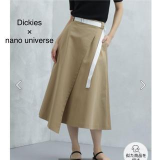 ナノユニバース(nano・universe)のDickies × nano universe◆別注 スカート(ロングスカート)