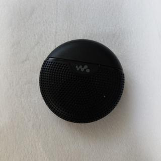 ウォークマン(WALKMAN)のSRS-NWT10M ウォークマン スピーカー ブラック(スピーカー)