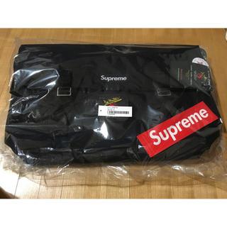 シュプリーム(Supreme)のSupreme DeMartini Messenger Bag ブラック(メッセンジャーバッグ)