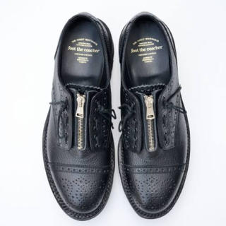 foot the coacher - foot the cocher レザーシューズ